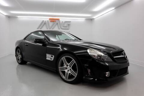 2009 Mercedes-Benz SL-Class for sale at Alta Auto Group in Concord NC