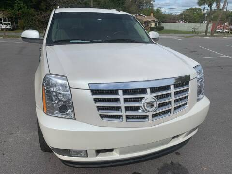 2010 Cadillac Escalade Hybrid for sale at Consumer Auto Credit in Tampa FL