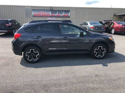 2013 Subaru XV Crosstrek for sale at Stikeleather Auto Sales in Taylorsville NC
