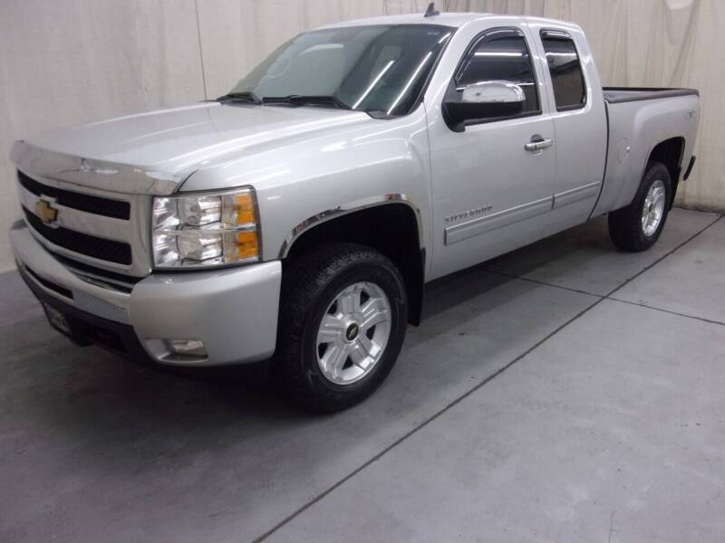 2011 Chevrolet Silverado 1500 for sale at Paquet Auto Sales in Madison OH