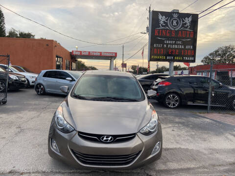 2013 Hyundai Elantra for sale at Kings Auto Group in Tampa FL