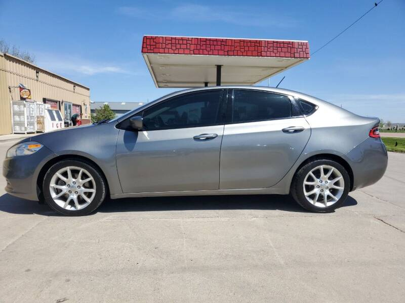 2013 Dodge Dart for sale at Dakota Auto Inc. in Dakota City NE