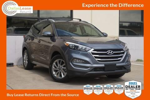 2018 Hyundai Tucson for sale at Dallas Auto Finance in Dallas TX