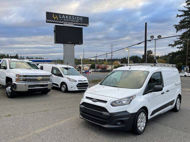 2017 Ford Transit Connect Cargo for sale at Lakeside Auto in Lynnwood WA