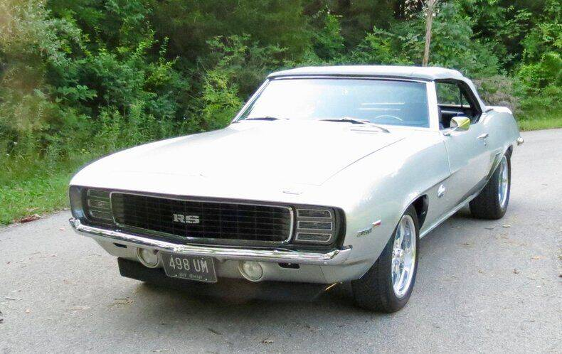 1969 Chevrolet Camaro for sale in Dayton, OH