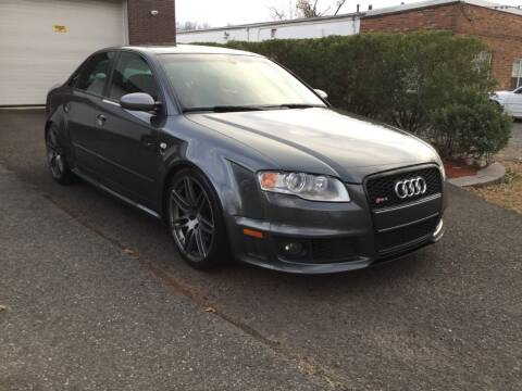 2008 Audi RS 4 for sale at International Motor Group LLC in Hasbrouck Heights NJ