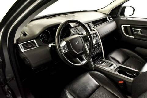 2017 Land Rover Discovery Sport for sale at CU Carfinders in Norcross GA