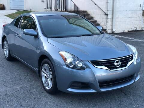 2012 Nissan Altima for sale at ECONO AUTO INC in Spotsylvania VA
