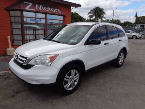 2010 Honda CR-V for sale at Z MOTORS INC in Hollywood FL