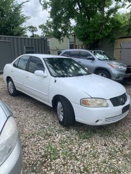 2006 Nissan Sentra for sale at H-Town Elite Auto Sales in Houston TX