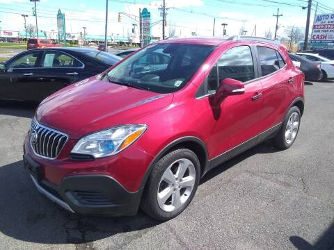 2016 Buick Encore for sale at Wilson Investments LLC in Ewing NJ