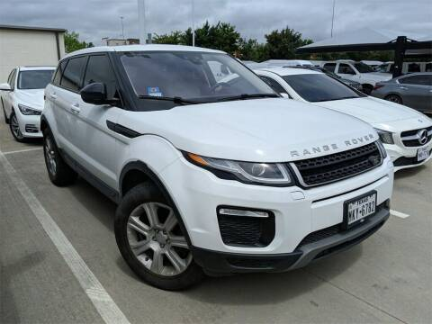 2016 Land Rover Range Rover Evoque for sale at Excellence Auto Direct in Euless TX