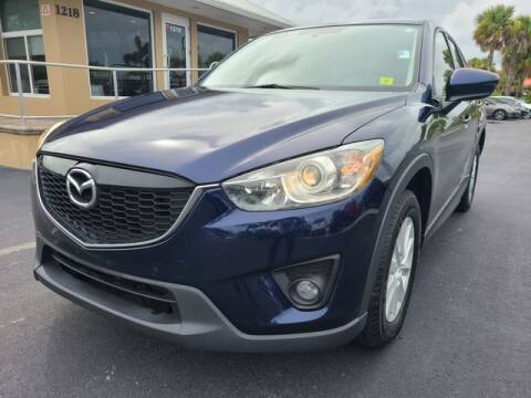 2014 Mazda CX-5 for sale at BC Motors of Stuart in West Palm Beach FL