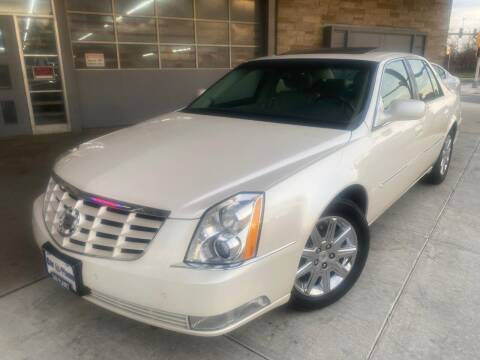 2010 Cadillac DTS for sale at Car Planet Inc. in Milwaukee WI