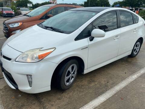 2013 Toyota Prius for sale at Houston Auto Gallery in Katy TX
