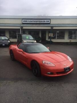 2012 Chevrolet Corvette for sale at PJ's Auto Center in Salem OR