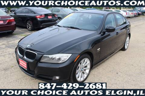 2011 BMW 3 Series for sale at Your Choice Autos - Elgin in Elgin IL
