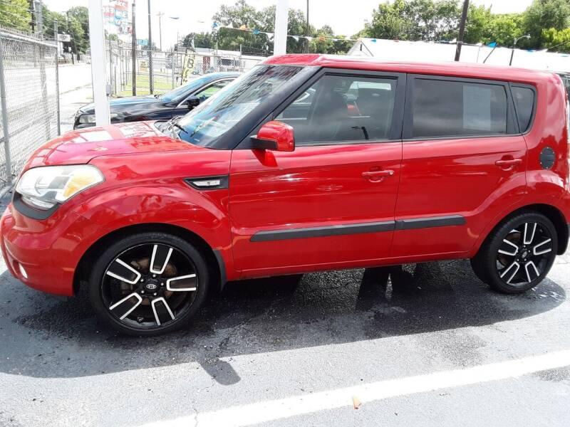 2011 Kia Soul for sale at A-1 Auto Sales in Anderson SC
