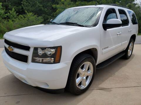 2007 Chevrolet Tahoe for sale at Marks and Son Used Cars in Athens GA