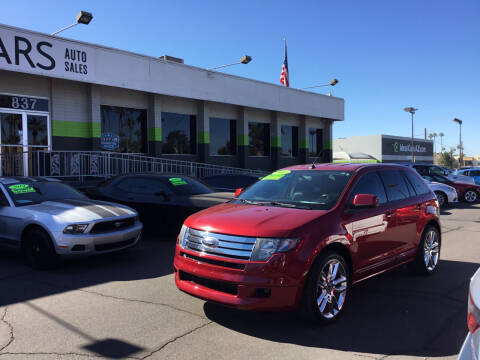 2009 Ford Edge for sale at Ideal Cars in Mesa AZ