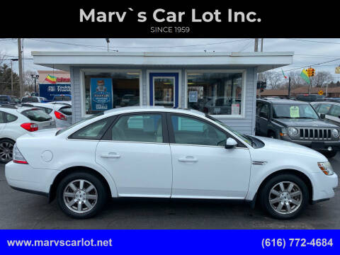 2008 Ford Taurus for sale at Marv`s Car Lot Inc. in Zeeland MI