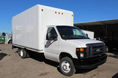 2015 Ford E-Series Chassis for sale at Truck and Van Outlet - All Inventory in Hollywood FL