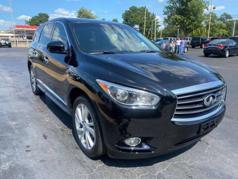 2014 Infiniti QX60 for sale at JV Motors NC 2 in Raleigh NC