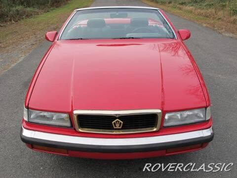 1990 Chrysler TC for sale at Isuzu Classic in Cream Ridge NJ