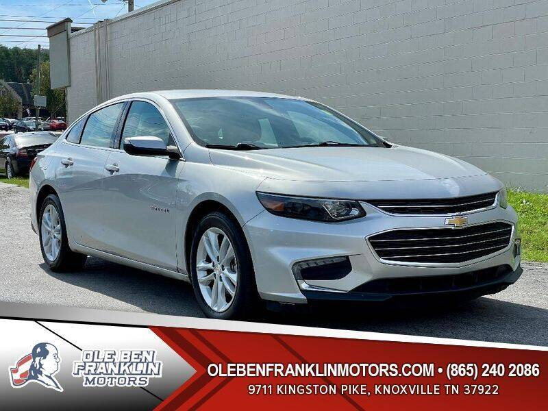 2018 Chevrolet Malibu for sale at Ole Ben Franklin Motors Clinton Highway in Knoxville TN
