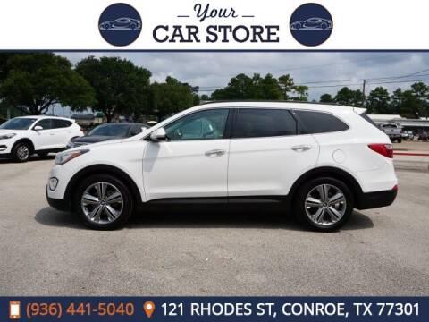 2014 Hyundai Santa Fe for sale at Your Car Store in Conroe TX