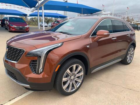 2021 Cadillac XT4 for sale at JOHN HOLT AUTO GROUP, INC. in Chickasha OK