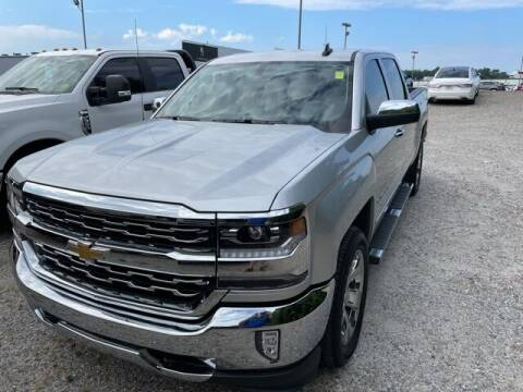 2017 Chevrolet Silverado 1500 for sale at BILLY HOWELL FORD LINCOLN in Cumming GA