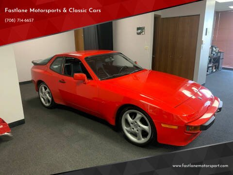 1983 Porsche 944 for sale at Fastlane Motorsports & Classic Cars in Addison IL