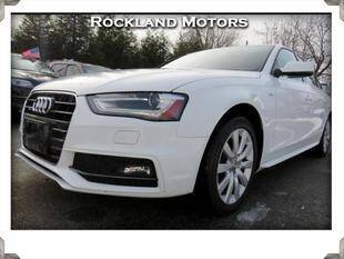 2015 Audi A4 for sale at Rockland Automall - Rockland Motors in West Nyack NY