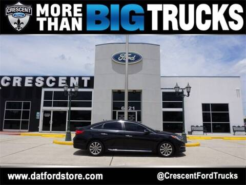 2016 Hyundai Sonata for sale at Crescent Ford in Harahan LA