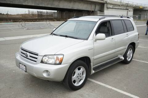 2004 Toyota Highlander for sale at Sports Plus Motor Group LLC in Sunnyvale CA