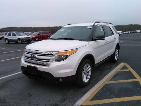 2015 Ford Explorer for sale at Drive 1 Auto Sales in Wake Forest NC
