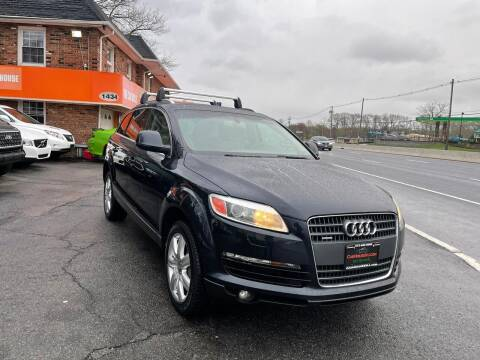 2008 Audi Q7 for sale at Bloomingdale Auto Group - The Car House in Butler NJ