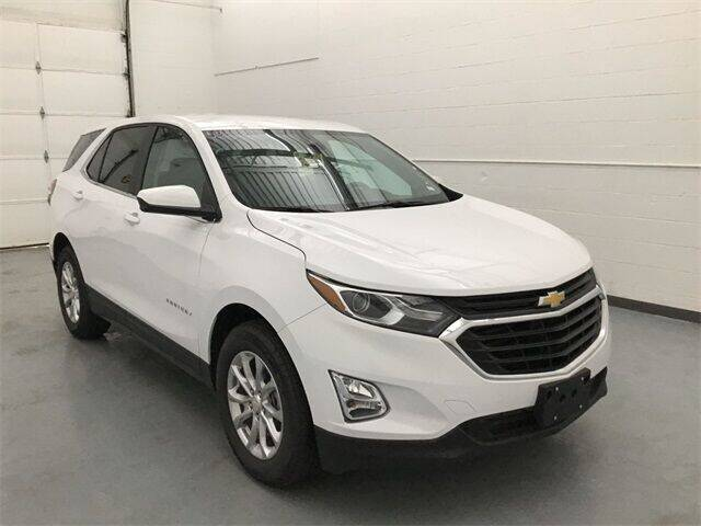 2021 Chevrolet Equinox for sale in Waterbury, CT