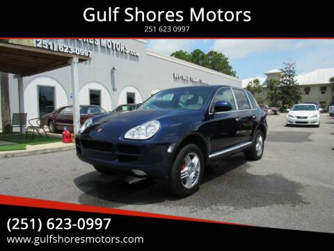 2006 Porsche Cayenne for sale at Gulf Shores Motors in Gulf Shores AL