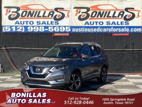 2017 Nissan Rogue for sale at Bonillas Auto Sales in Austin TX