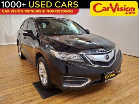 2016 Acura RDX for sale at Car Vision Buying Center in Norristown PA
