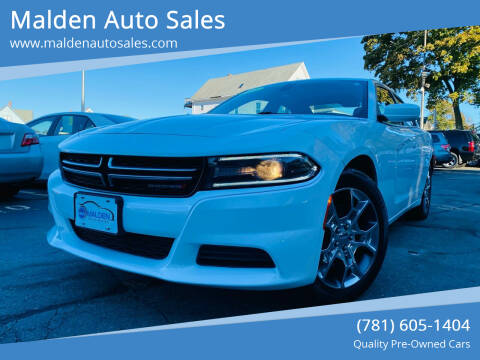 2015 Dodge Charger for sale at Malden Auto Sales in Malden MA