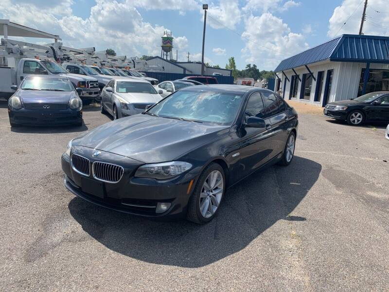 2012 BMW 5 Series for sale at Memphis Auto Sales in Memphis TN