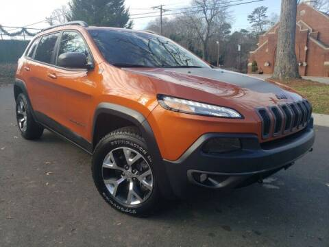2016 Jeep Cherokee for sale at McAdenville Motors in Gastonia NC