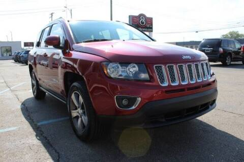 2017 Jeep Compass for sale at B & B Car Co Inc. in Clinton Township MI