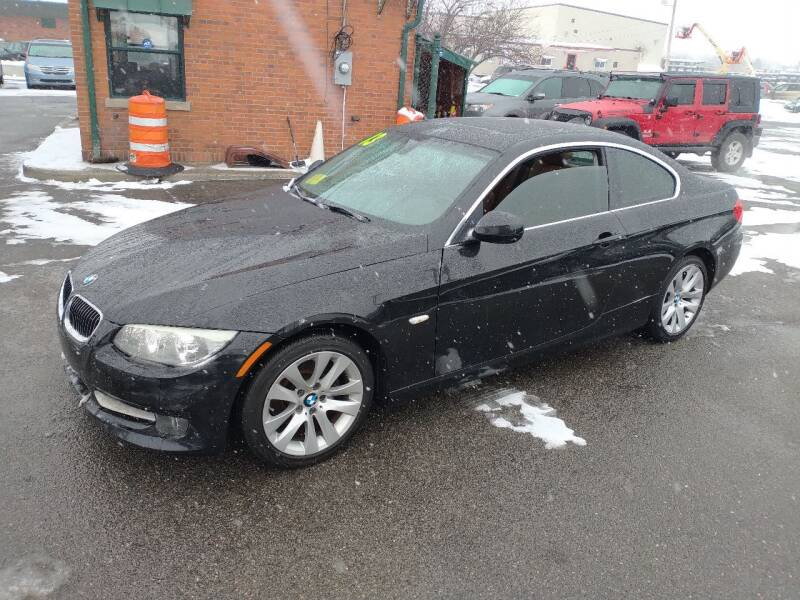 2013 BMW 3 Series for sale at Merrimack Motors in Lawrence MA