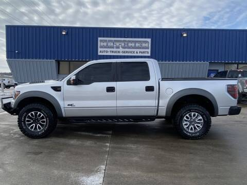 2012 Ford F-150 for sale at HATCHER MOBILE SERVICES & SALES in Omaha NE