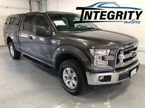 2017 Ford F-150 for sale at Integrity Motors, Inc. in Fond Du Lac WI