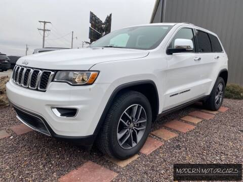 2018 Jeep Grand Cherokee for sale at Modern Motorcars in Nixa MO